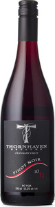 Thornhaven Pinot Noir 2011, BC VQA Okanagan Valley Bottle