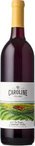 Caroline Cellars The Farmer's Cabernet Franc 2010 Bottle