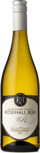 Rosehall Run J C R Rosehall Vineyard Chardonnay 2011, VQA Prince Edward County Bottle