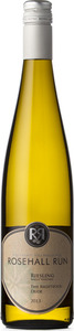 Rosehall Run The Righteous Dude Riesling 2013, VQA Twenty Mile Bench, Niagara Peninsula Bottle