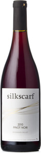 Silkscarf Pinot Noir 2010, Okanagan Valley Bottle
