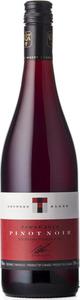 Tawse Growers Blend Pinot Noir 2010, VQA Niagara Peninsula Bottle