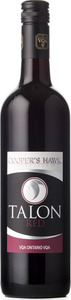 Cooper's Hawk Talon Red 2012 Bottle