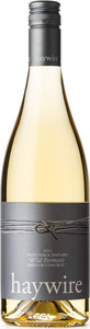 Haywire Switchback Vineyard Wild Ferment 2012, VQA Okanagan Valley Bottle