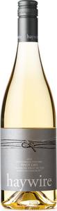 Haywire Switchback Pinot Gris 2012, BC VQA Okanagan Valley Bottle