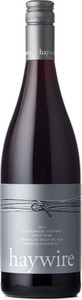 Haywire Canyonview Pinot Noir 2011, Okanagan Valley Bottle