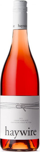 Haywire Gamay Noir Rosé 2011, BC VQA Okanagan Valley Bottle