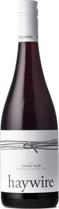Haywire Gamay Noir 2012, BC VQA Summerland Bottle