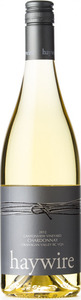 Haywire Chardonnay Canyonview Vineyard 2012, BC VQA Okanagan Valley Bottle