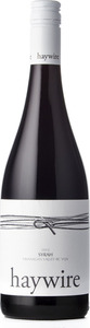 Haywire Syrah 2012, BC VQA Okanagan Valley Bottle