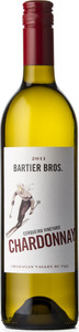 Bartier Bros. Barrel Fermented Chardonnay Cerqueira Vineyard 2011 Bottle
