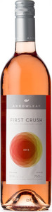 Arrowleaf First Crush Rosé 2013, Okanagan Valley Bottle