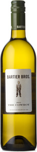 Bartier Bros. The Cowboy White 2011, BC VQA Okanagan Valley Bottle