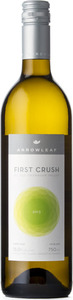 Arrowleaf First Crush White 2013, BC VQA Okanagan Valley Bottle