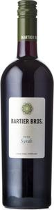 Bartier Bros. Syrah Cerqueira Vineyard 2012, Okanagan Valley Bottle