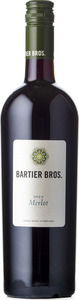 Bartier Bros. Merlot Cerqueira Vineyard 2012 Bottle