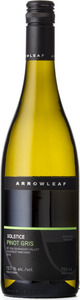 Arrowleaf Solstice Pinot Gris 2013, BC VQA Okanagan Valley Bottle