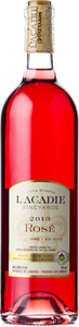 L'acadie Vineyards Rose 2013, Nova Scotia Bottle