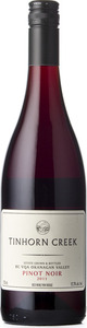 Tinhorn Creek Pinot Noir 2011, Okanagan Valley Bottle