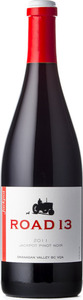 Road 13 Jackpot Pinot Noir 2011 Bottle