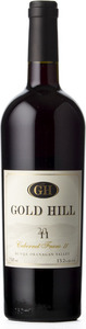 Gold Hill Cabernet Franc I I 2011, BC VQA Okanagan Valley Bottle