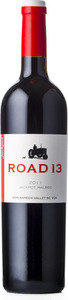 Road 13 Jackpot Malbec 2011, Okanagan Valley Bottle