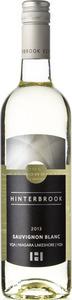 Hinterbrook Sauvignon Blanc 2013, VQA Lincoln Lakeshore, Niagara Peninsula Bottle