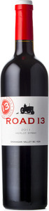 Road 13 Merlot Syrah 2011 Bottle