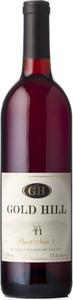 Gold Hill Winery Pinot Noir I 2011, VQA Okanagan Valley Bottle