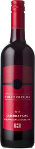 Hinterbrook Cabernet Franc Reserve 2012, Niagara Peninsula Bottle