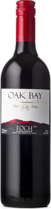 Oak Bay Marechal Foch 2012, BC VQA Okanagan Valley Bottle