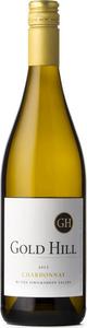 Gold Hill Chardonnay 2013, BC VQA Okanagan Valley Bottle