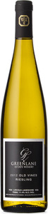 Greenlane Old Vines Riesling 2012, VQA Lincoln Lakeshore, Niagara Peninsula Bottle