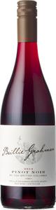 Baillie Grohman Pinot Noir 2012, BC VQA British Columbia Bottle