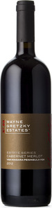 Wayne Gretzky Estate Series Cabernet Merlot 2012, VQA Niagara Peninsula Bottle