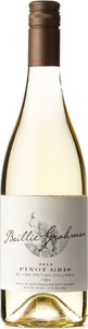 Baillie Grohman Pinot Gris 2013, BC VQA British Columbia Bottle