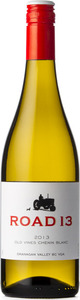 Road 13 Old Vines Chenin Blanc 2013, Okanagan Valley Bottle