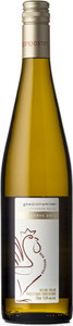 Red Rooster Gewurztraminer Reserve 2013, BC VQA Okanagan Valley Bottle