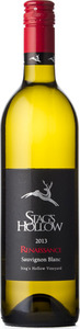 Stag's Hollow Sauvignon Blanc Renaissance 2013, BC VQA Okanagan Valley Bottle
