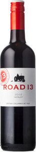 Road 13 Merlot 2012, Okanagan Valley Bottle