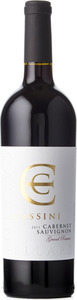 Cassini Cellars Grand Reserve Cabernet Sauvignon 2011 Bottle