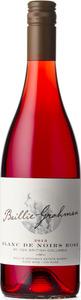 Baillie Grohman Blanc De Noirs Rosé 2013, BC VQA British Columbia Bottle
