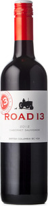Road 13 Cabernet Sauvignon 2012 Bottle