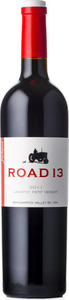 Road 13 Jackpot Petit Verdot 2011 Bottle