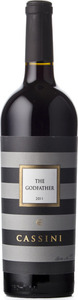 Cassini Cellars The Godfather 2011, Okanagan Valley Bottle