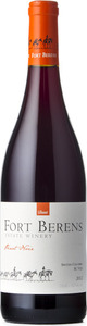 Fort Berens Pinot Noir 2012, BC VQA British Columbia Bottle