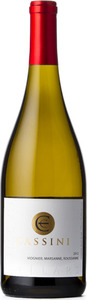 Cassini Cellars Viognier,Marsanne,Roussane 2012 Bottle