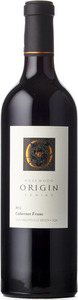 Rosewood Origin Cabernet Franc 2012, VQA Beamsville Bench Bottle