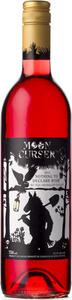 Moon Curser Nothing To Declare Rosé 2013, BC VQA Okanagan Valley Bottle