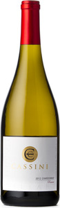 Cassini Cellars Chardonnay Reserve 2012 Bottle